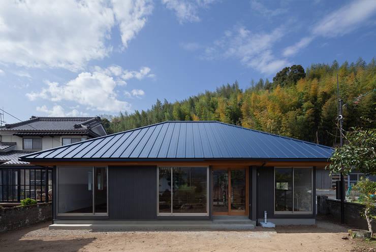 I-HOUSE: 建築デザイン工房kocochi空間が手掛けた木造住宅です。,オリジナル