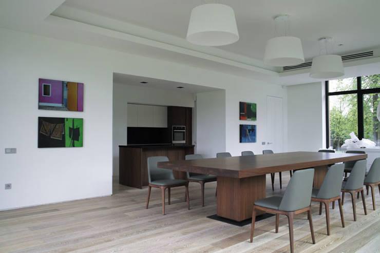 Дом №1: Столовые комнаты в . Автор – Elena Zazulina
