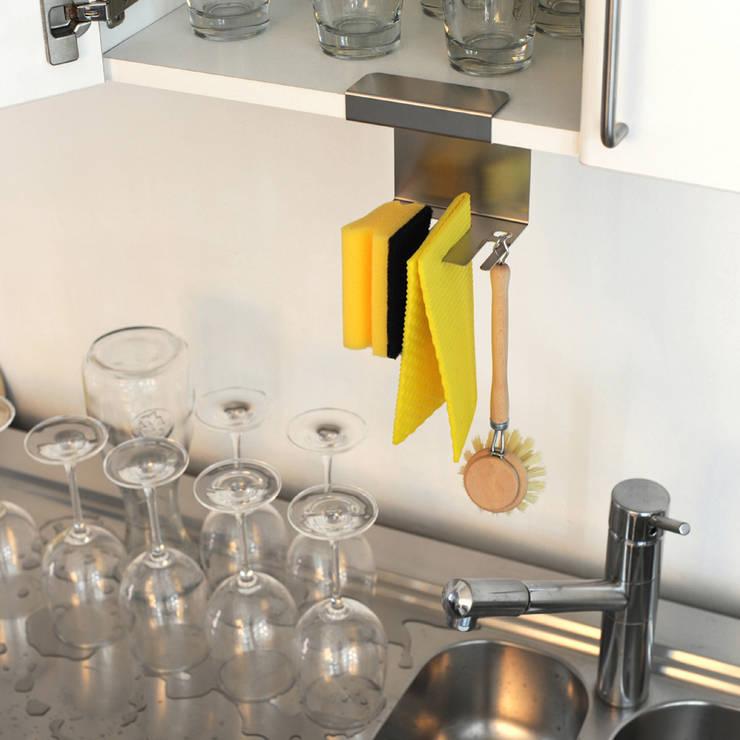 minimalistische Keuken door nordprodukt.de
