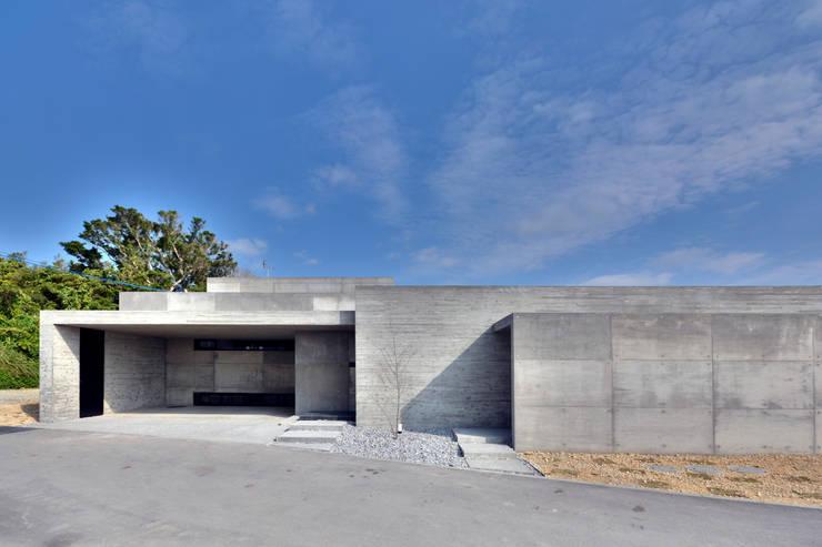 外観: 株式会社クレールアーキラボが手掛けた家です。