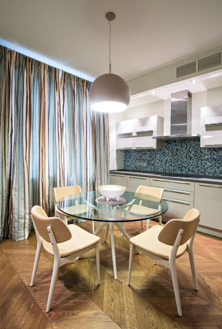 Квартира на Ломоносовском: Кухни в . Автор – Надежда Каппер