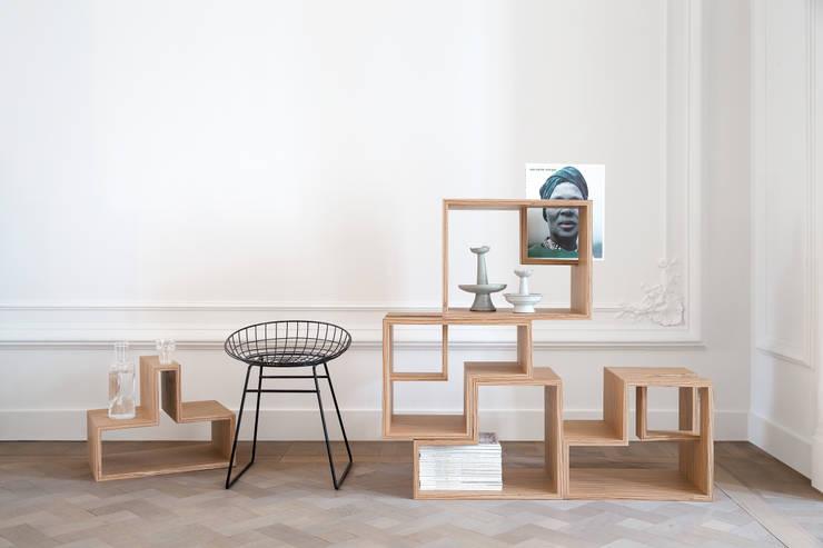 Collection June:  Woonkamer door In2wood