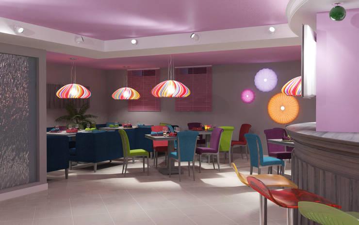 Кафе <q>Карамель</q>: Ресторации в . Автор – Надежда Каппер