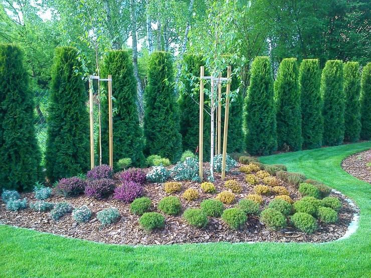 Vườn by Zielony Architekt