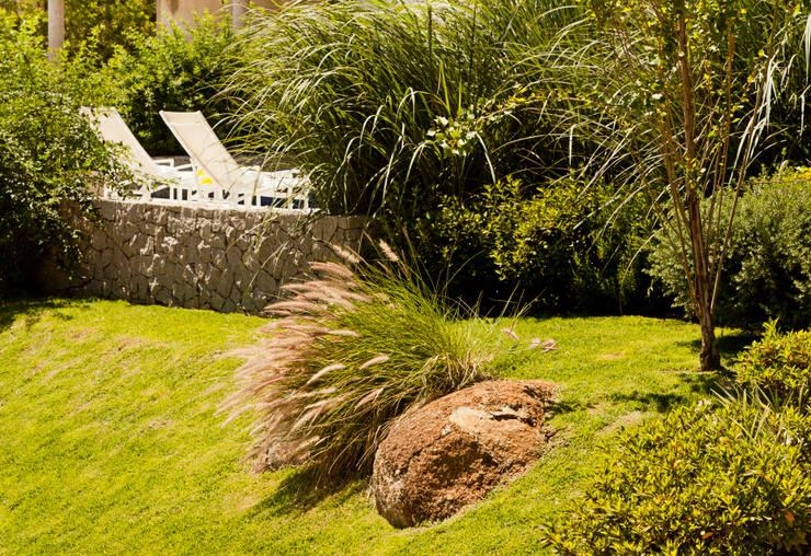 Vườn theo Loro Arquitetura e Paisagismo, Tối giản