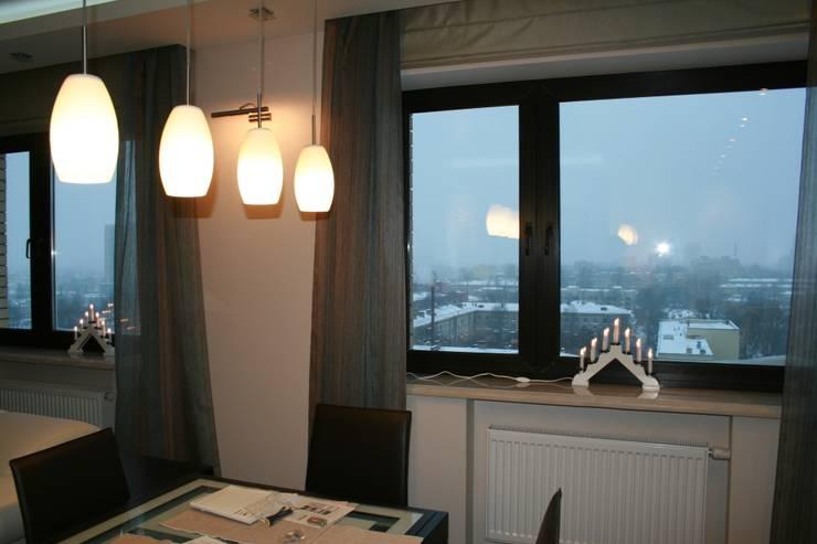 Квартира в современном стиле: Гостиная в . Автор – Artscale
