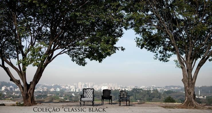 Preto Sempre Classico:   por Osvaldo Vintage Store,Clássico