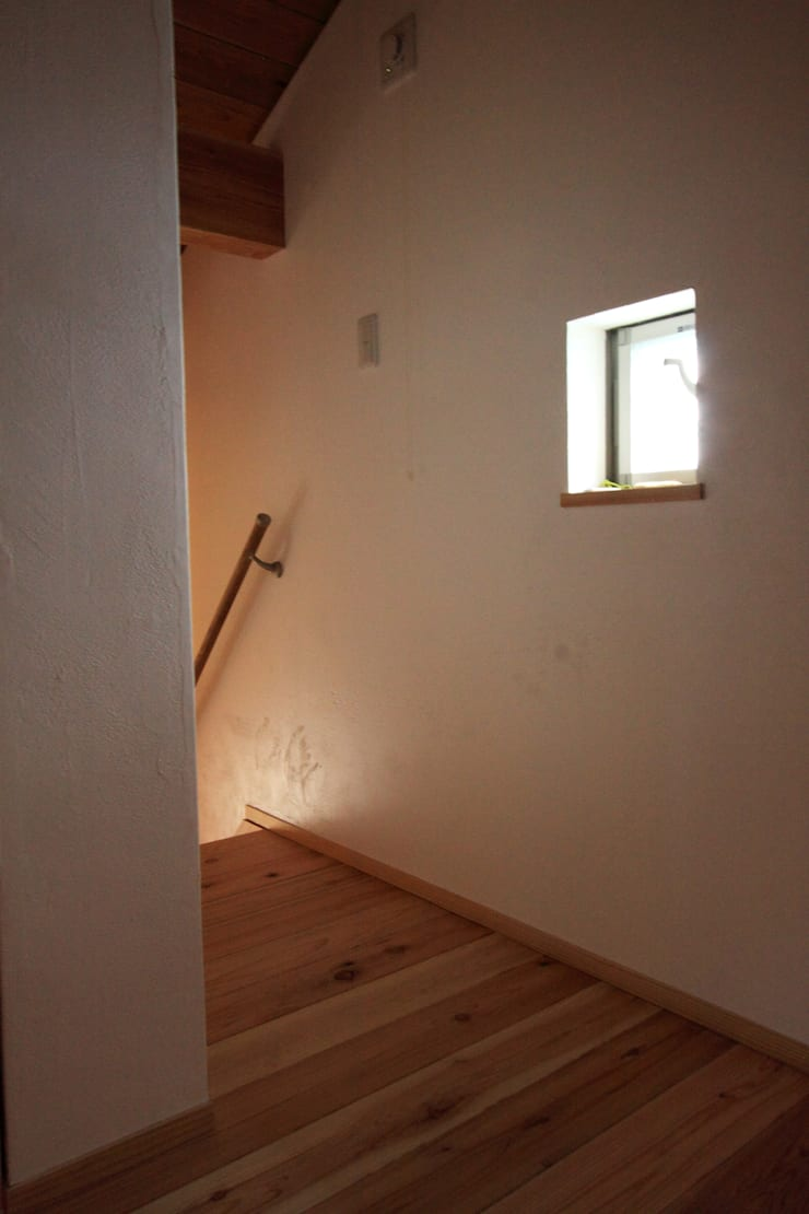 ロフト: 加藤一高建築設計事務所が手掛けた和室です。,和風