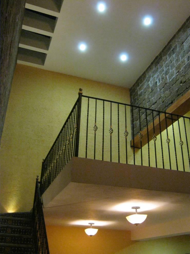 Casa de descanso fl: Terrazas de estilo  por ipalma arquitectos
