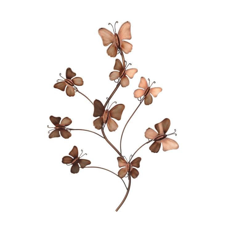 HEYDECO – Dallarda Kelebekler: minimalist tarz , Minimalist