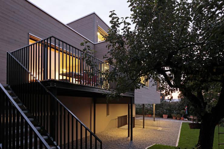 Terrasse:  Häuser von HKK Architekten Partner AG