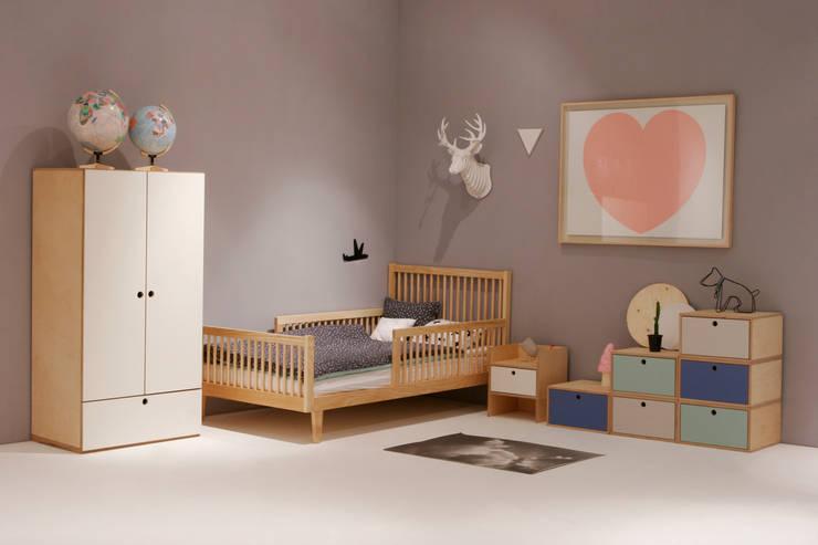 moderne Kinderkamer door wie ein KINO