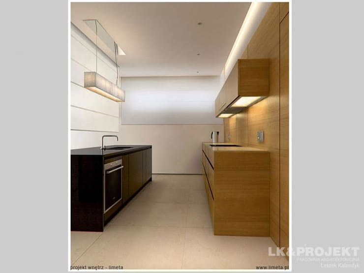 Kitchen by LK & Projekt Sp. z o.o.