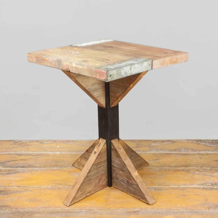 Möbel aus alten Gerüstbohlen von Vinterior   homify