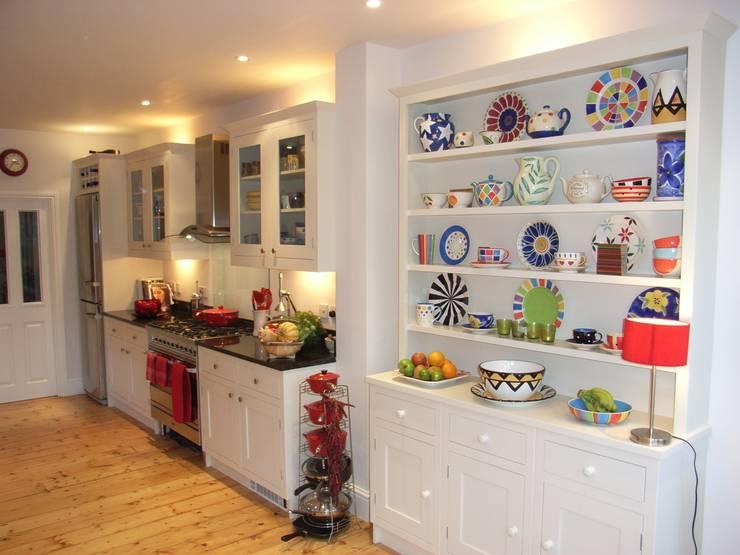Projekty,  Kuchnia zaprojektowane przez Style Within