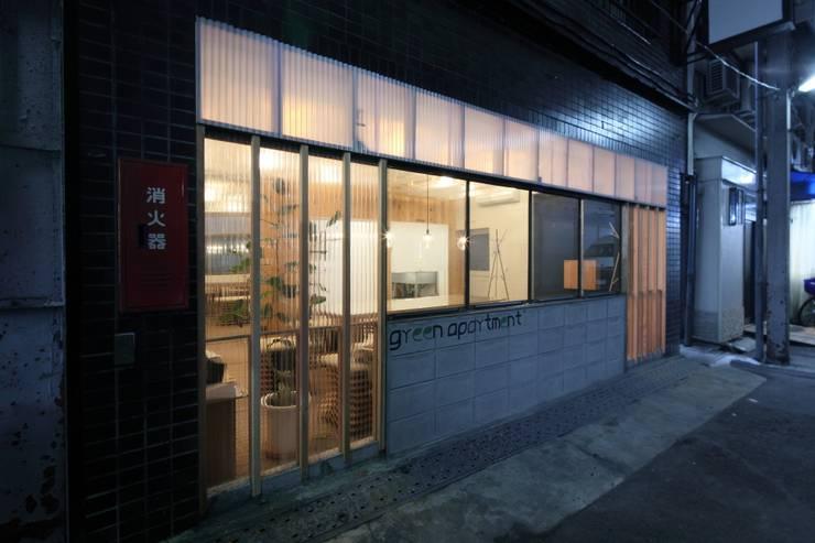 barrack modern: studio m+ by masato fujiiが手掛けた家です。