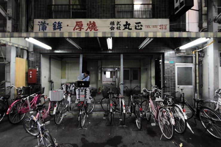 barrack modern: studio m+ by masato fujiiが手掛けたです。