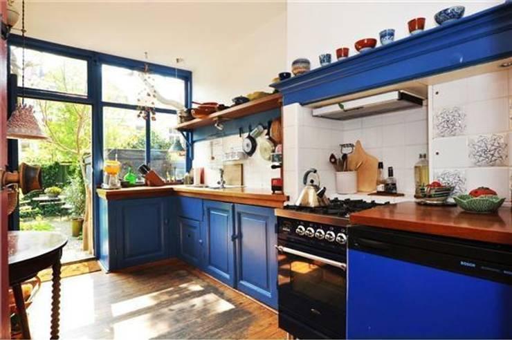 Bestaande situatie van de keuken:  Keuken door Studiohecht