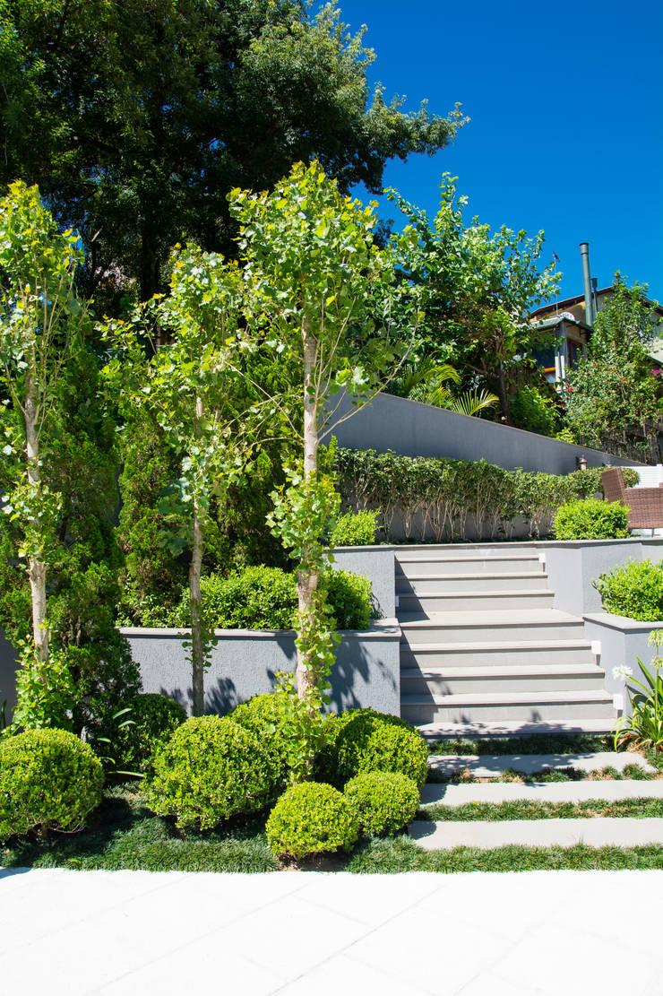 Garden by Loro Arquitetura e Paisagismo, Eclectic