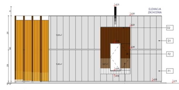 par KDesign Architekci, grupa MODOSO Minimaliste