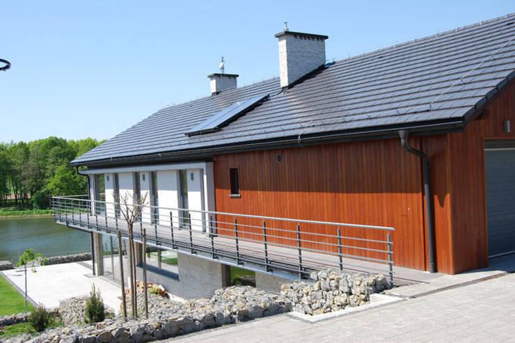 Moderne Häuser von Susuł & Strama Architekci sp. z o.o. Modern