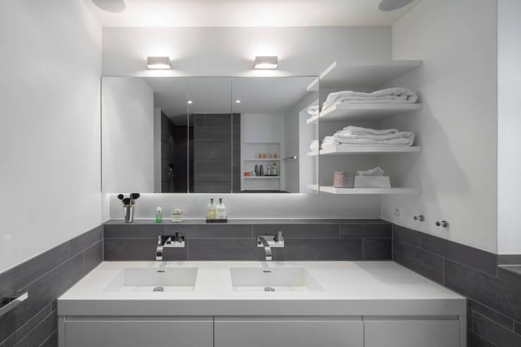 Baños de estilo  por Tschander.Keller architekten
