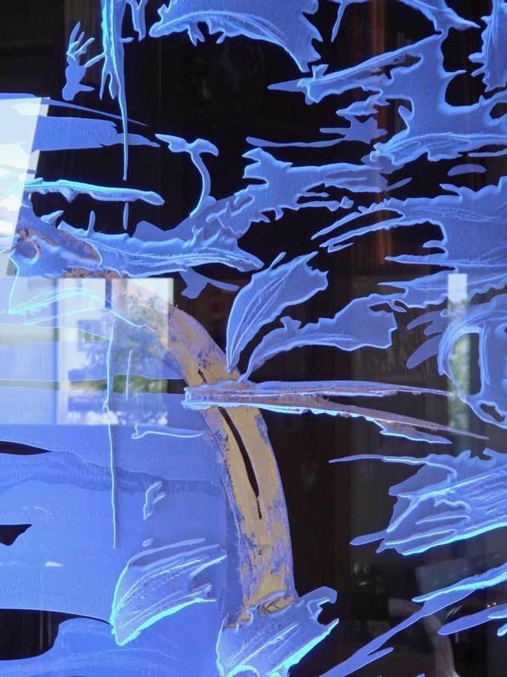 Salas de estar  por christian herry sculpture verre