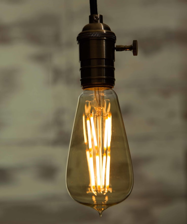 Vintage LED Light Bulbs By William And Watson