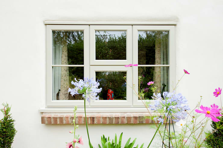 Uplifting and Refreshing a Home Modern Windows and Doors by ROCOCO Modern