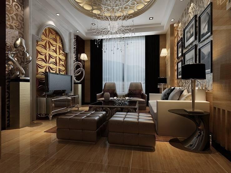 Phòng khách by Diva Yapı