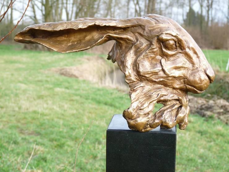 Hase~mijn naam is haas:  Kunst  door Jeanette Jansen