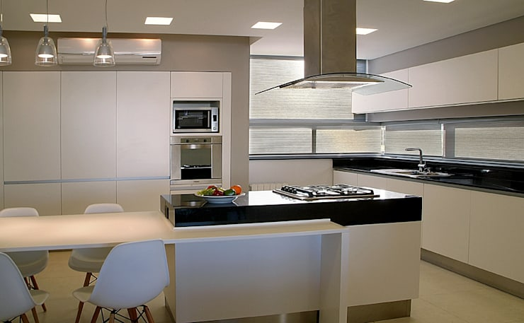 Cocinas de estilo moderno por METODO33