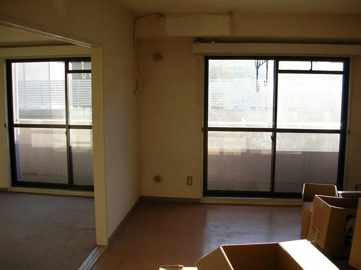 足利のリノベーション 改修前: 鈴木隆之建築設計事務所が手掛けたです。