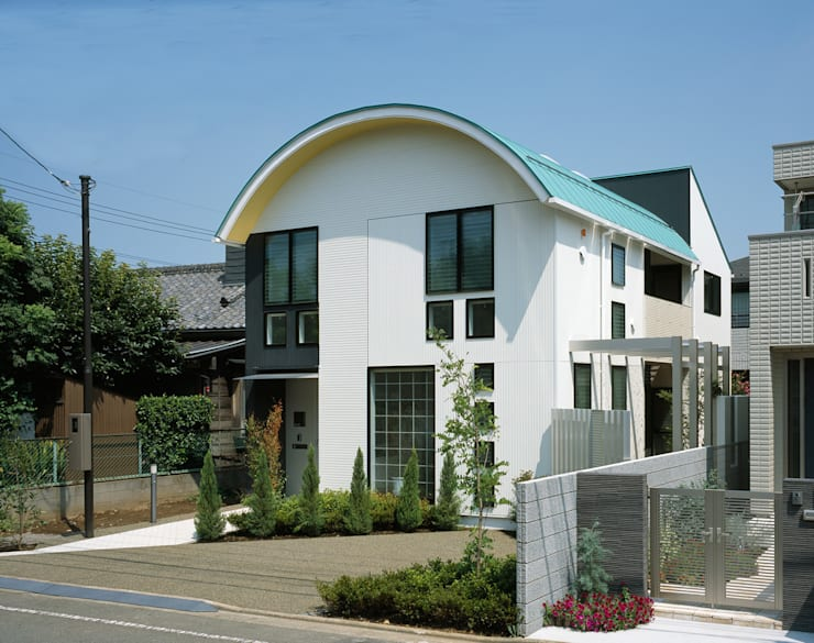 .: 加藤將己/将建築設計事務所が手掛けた家です。