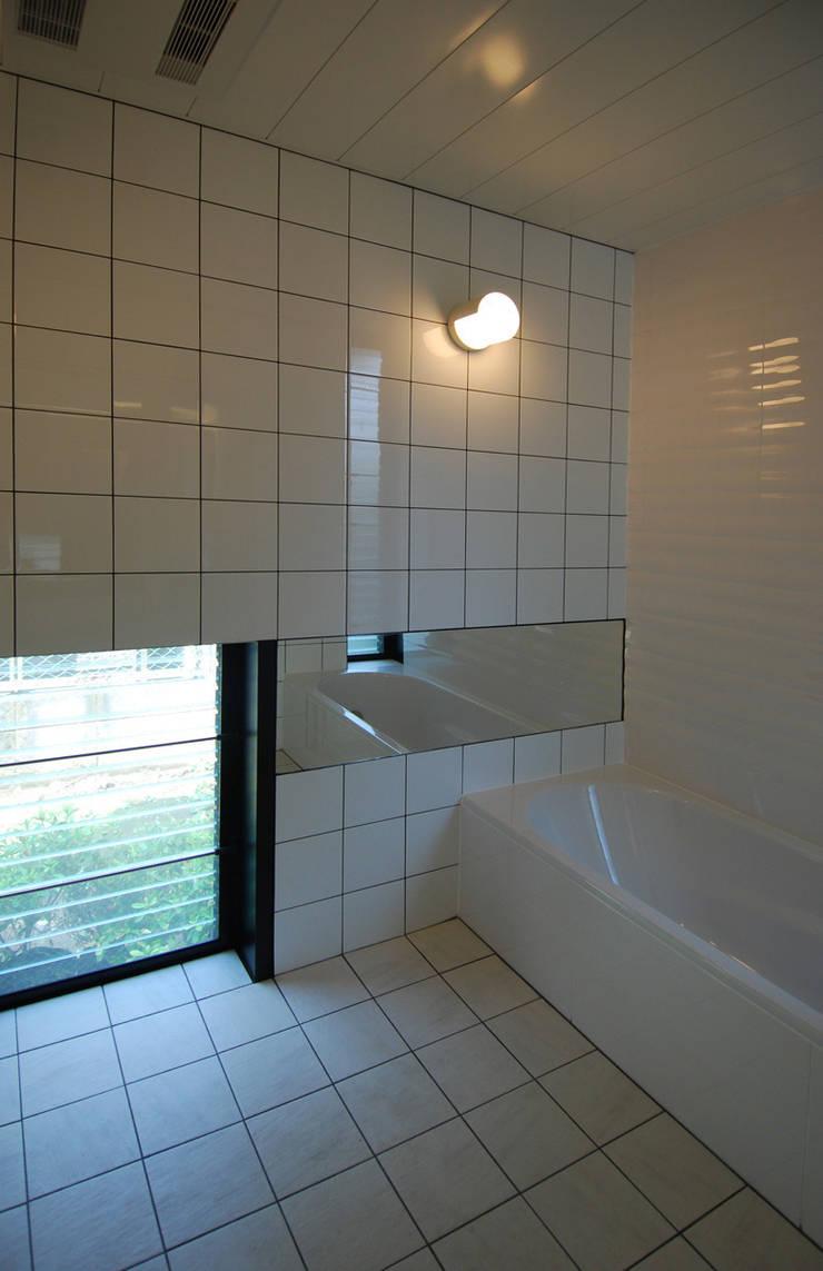 .: 加藤將己/将建築設計事務所が手掛けた浴室です。