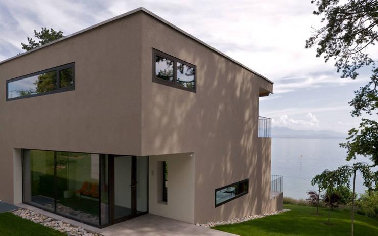 Villa Hubbell Swartz: moderne Häuser von MACH Architektur GmbH