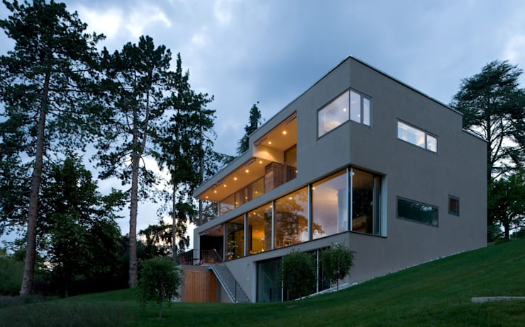 Villa Hubbell Swartz:  Häuser von MACH Architektur GmbH