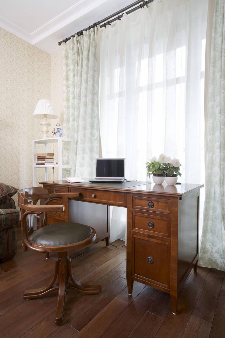 Квартира 135 м2: Детские комнаты в . Автор – Tatiana Ivanova Design