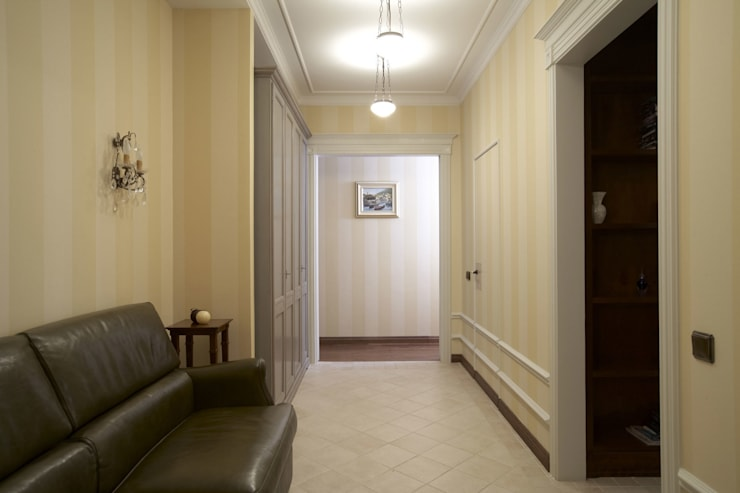 Квартира 135 м2: Коридор и прихожая в . Автор – Tatiana Ivanova Design