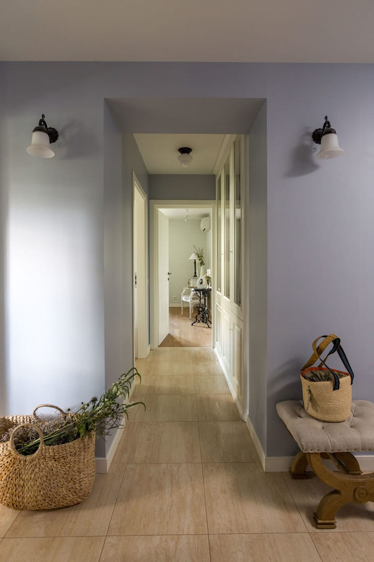 Квартира 61м2: Коридор и прихожая в . Автор – Tatiana Ivanova Design