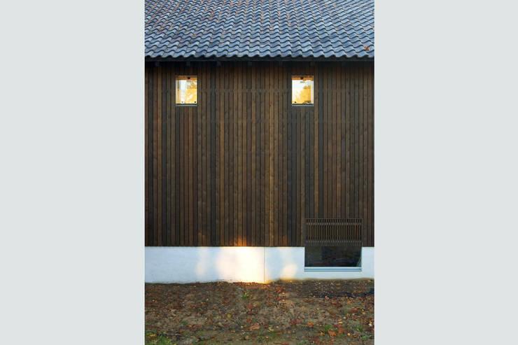 detail gevel:  Huizen door DAAD Architecten, Modern