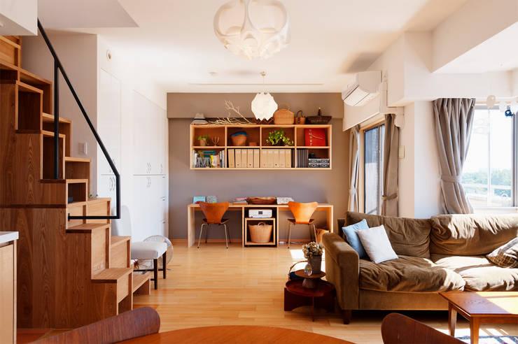 こだわりの家具といっしょに楽しむ住まい: 株式会社スタイル工房が手掛けたです。