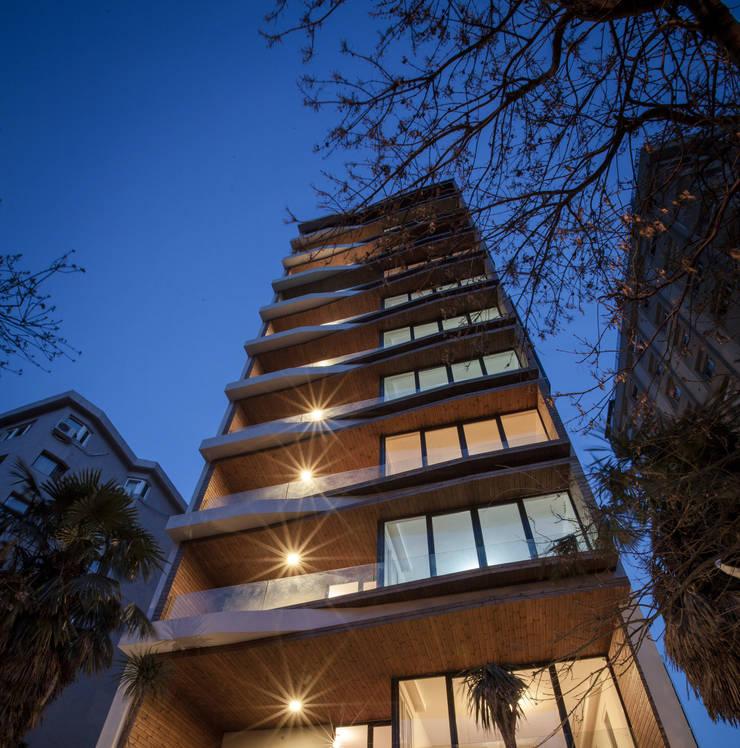 arkiZON Architects – Arklife: modern tarz Evler