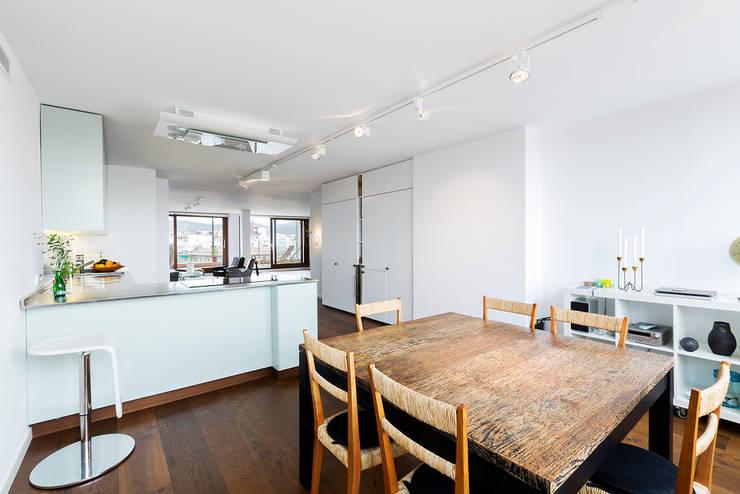 Projekty,  Kuchnia zaprojektowane przez RM arquitectura