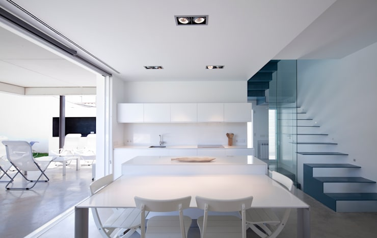 Kitchen by RM arquitectura
