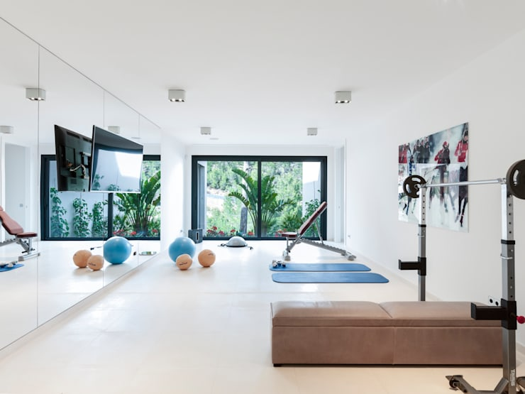 Ruang Fitness by RM arquitectura