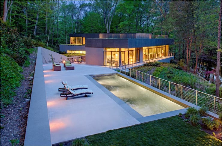 Pool by Specht Architects