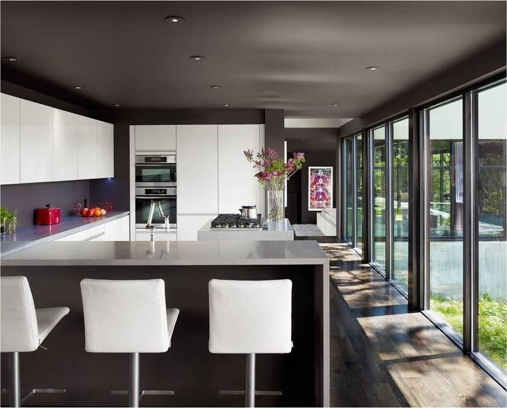 Kitchen by Specht Architects