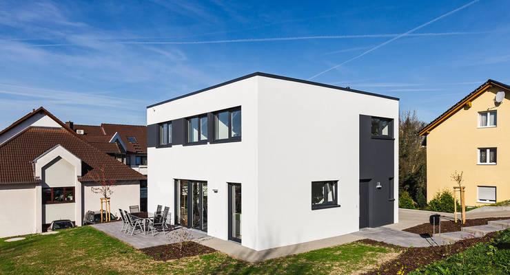 Das Energiespeicherplushaus von Dynahaus:  Häuser von Dynahaus GmbH & Co. KG