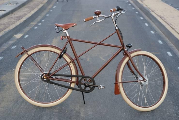 Brown Iron Horse:   door BRINKHAUS fietsen, Klassiek